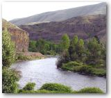 Picture of the Yakima River